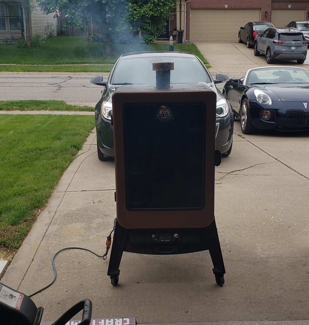 WHAT SMOKER DO WE USE?