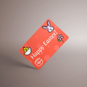 Happy Easter – Sweet Tooth eGift Card