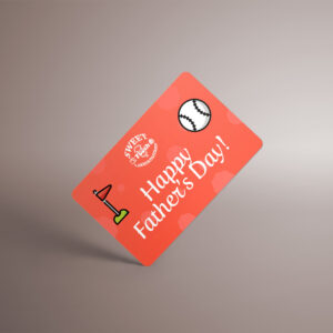 Happy Fathers Day – Sweet Tooth eGift Card