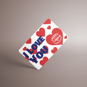 Love You – Sweet Tooth eGift Card