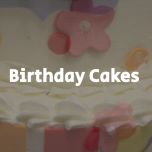 Birthday Cake Estimate