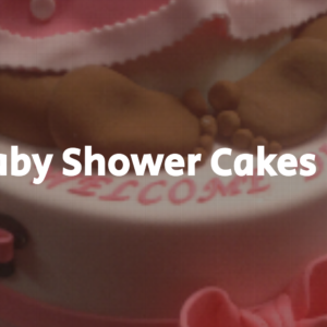 Baby Shower Cake Estimate
