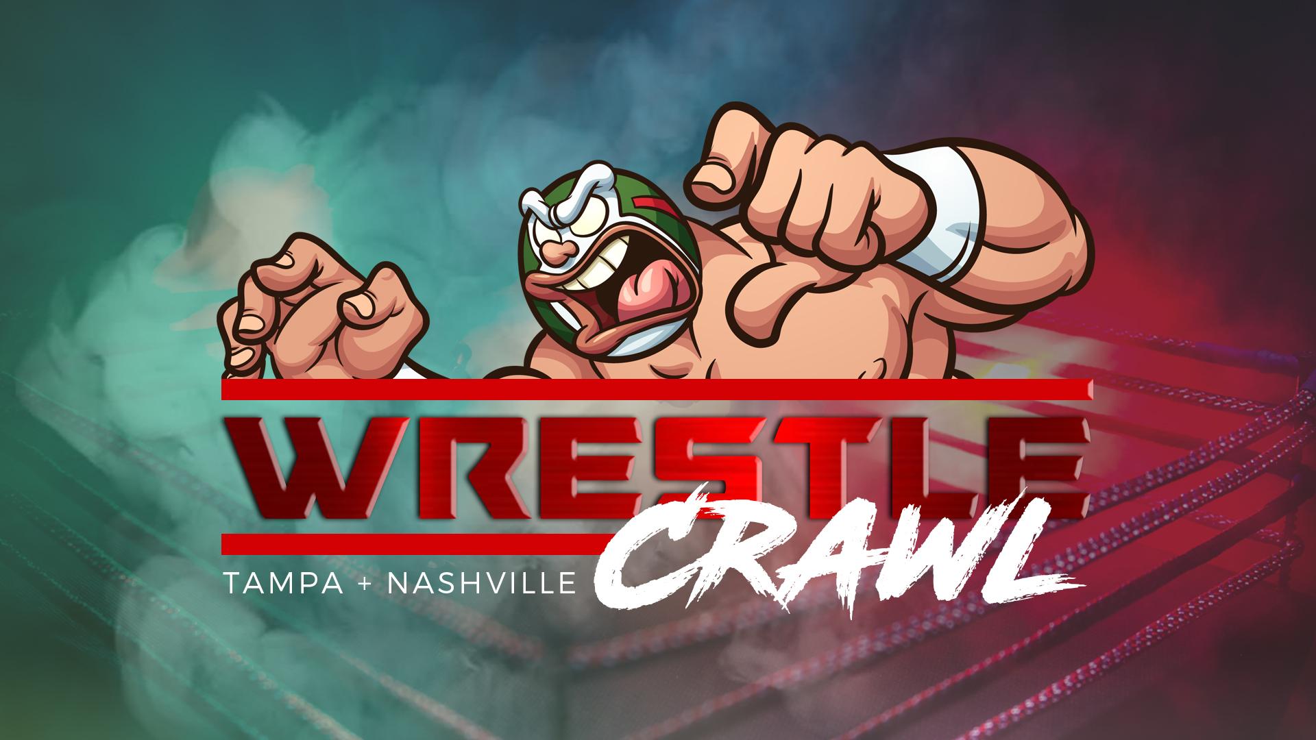 Wrestle Mania Bar Crawl