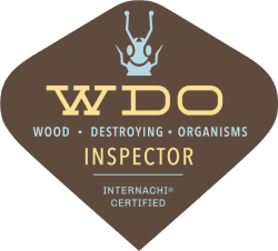 Certified Wood Destroying Organism Inspector