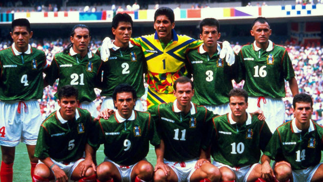 Mexico Mundial 1994