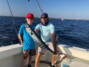 wahoo photo boca raton on goddess charters