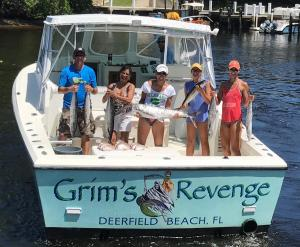 family fishing picture goddess charters aug 2017