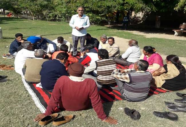 Meeting of Gramin Dak Sevaks concluded
