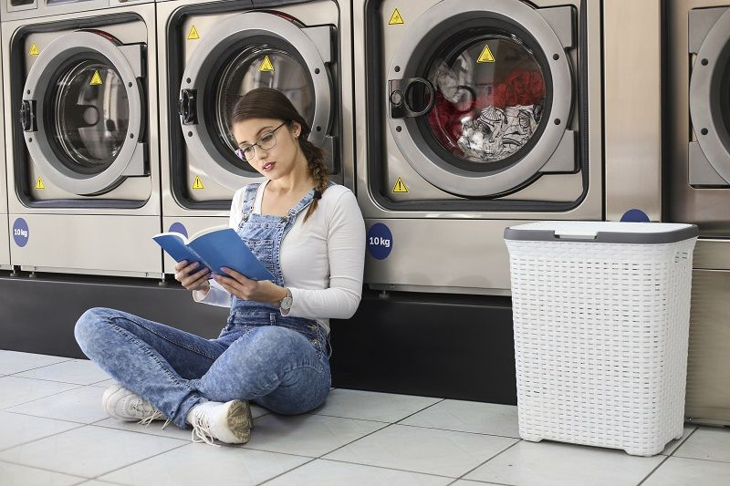 Tips For Having A Killer Study/Work Session At The Laundromat