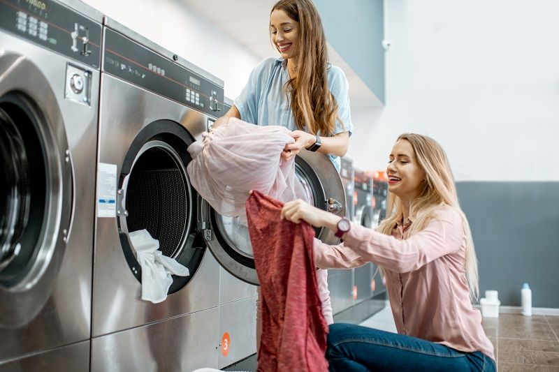 How to Get Someone Else to Do Your Dirty (Work) Laundry for You