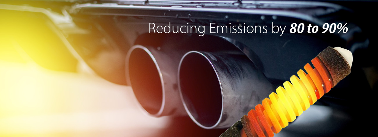 Reducing Emissions by 80 to 90%