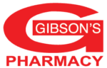 Gibson's Pharmacy Dodge City Kanasas Logo