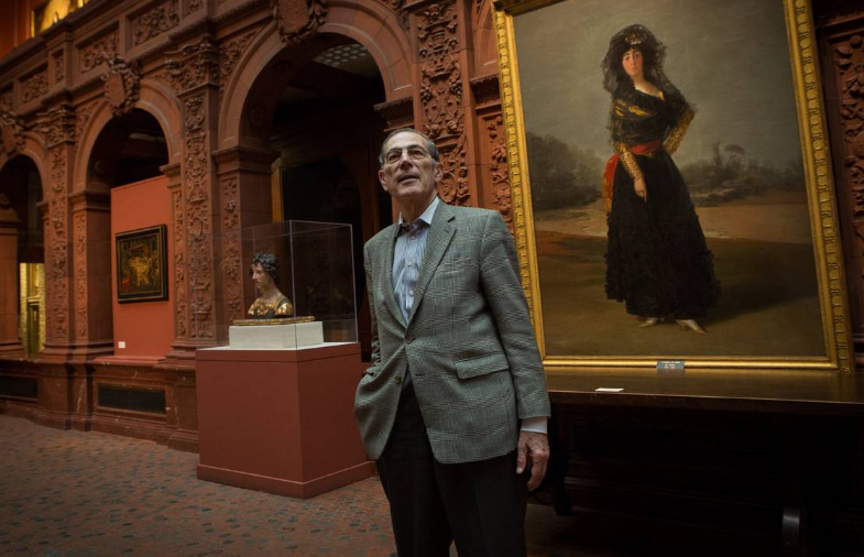 Phillippe de Montebello on How the Metropolitan Museum of Art Can Reclaim It's Glory