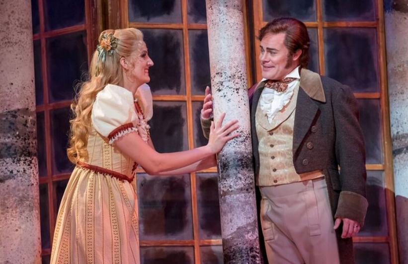 Review: Eugene Onegin by the Florida Grand Opera at the Broward Center for the Performing Arts