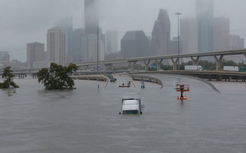 The Heroes of Houston Inspire Us All
