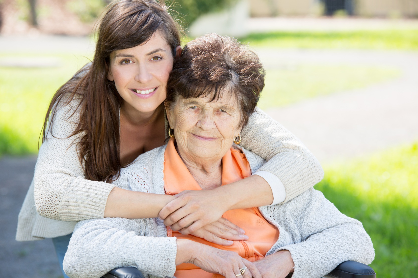 The Heroes of Your Community: Those Who Care for the Elderly