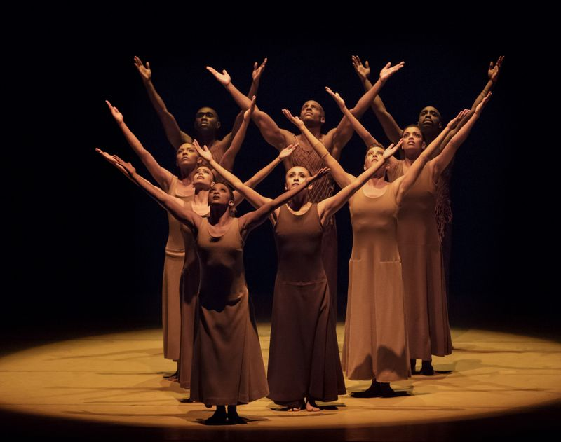 Review: Alvin Ailey in Miami at the Arsht Center