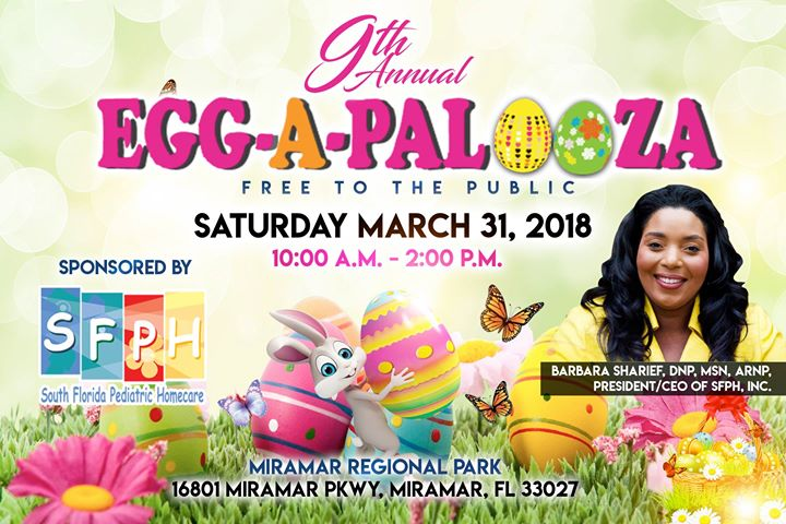 Egg-A-Palooza 2018: How Barbara Sharief Is Blazing New Trails As a Mom, Politician and Philanthropist