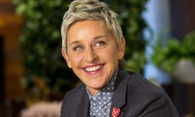 Ellen DeGeneres Is Creating A Better and Kinder World Everyday