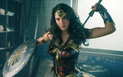 Gal Gadot Surprises Children's Hospital Dressed as Wonder Woman