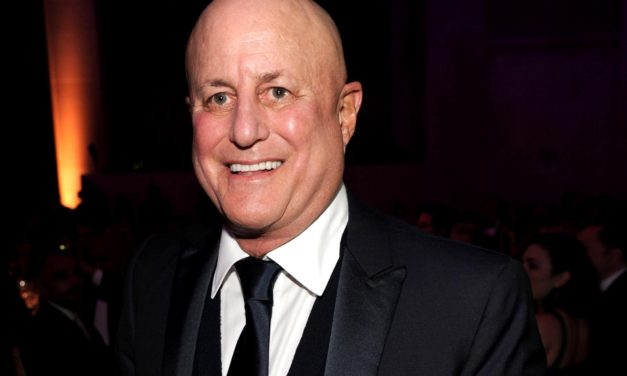 Power Philanthropist Profile: Ronald Perelman