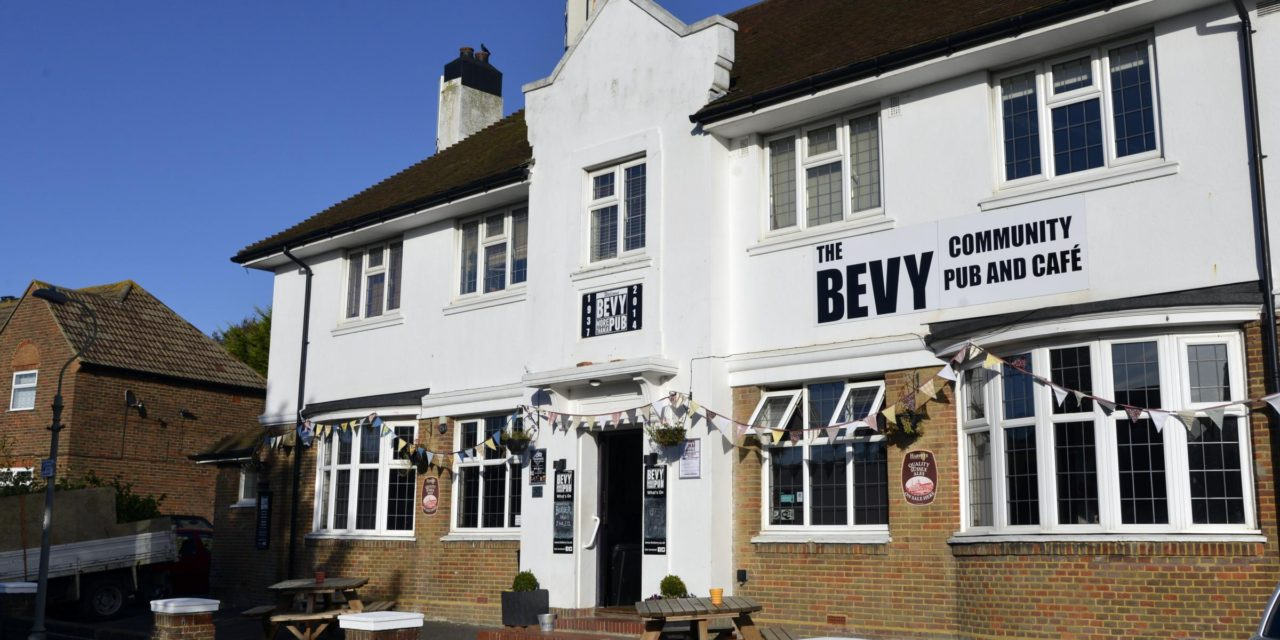 The Bevy: A True Community Pub