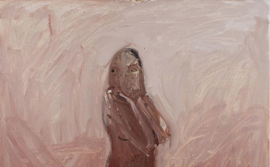 Review: Nathan Oliveira at John Berggruen Gallery, San Francisco