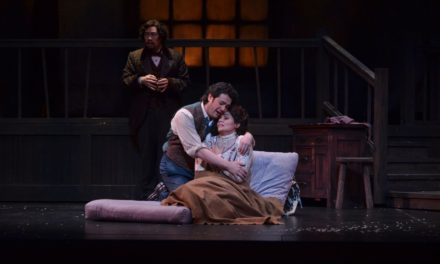 "Review: Florida Grand Opera's ""La Boheme"" at the Broward Center for the Performing Arts"