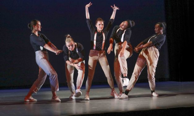 Review: PBAU Dance Ensemble at Rinker Playhouse