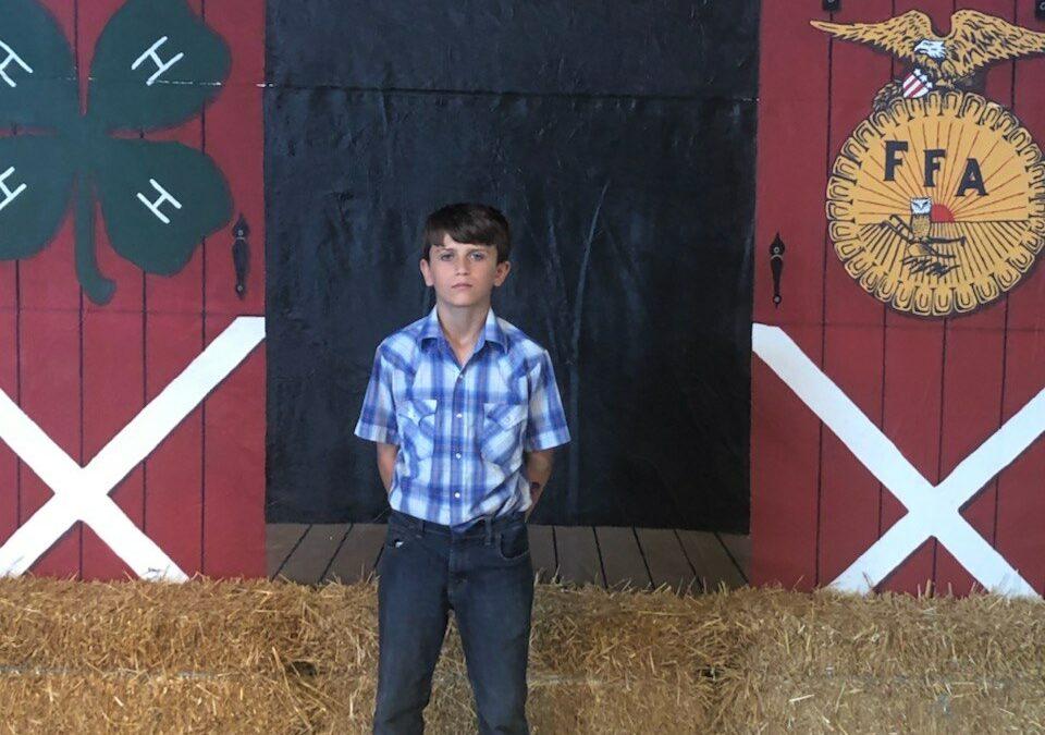 Boy Proves Philanthropy Has No Age