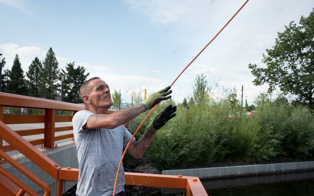 Magnet Fisherman Turns Hobby Into Charity