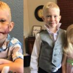 Heroic Boy Saves Sister From Dog Attack