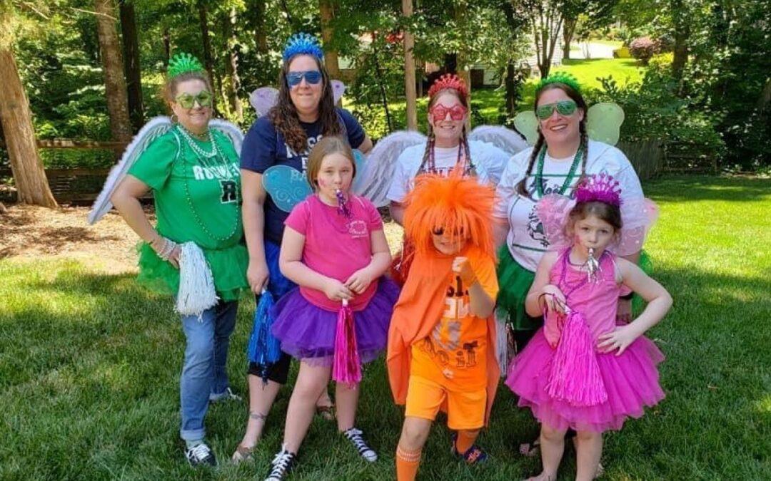 """Wine Fairies"" Spreading Cheer Through their Community"