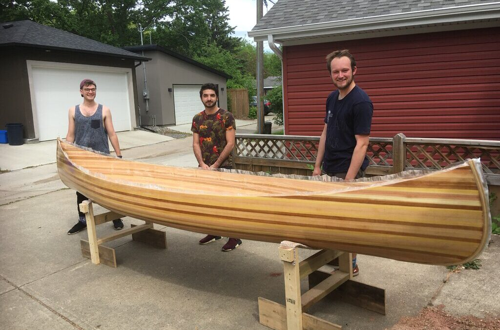 Forming New Bonds in Woodworking and Family