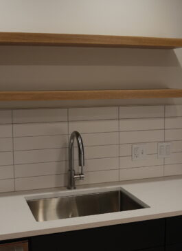 Kitchen Remodel with FIR program