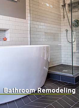 Services | Bathroom Remodeling