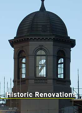 Remodeling Services   Historic Renovations