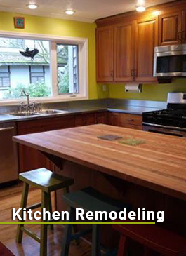 Services   Kitchen Remodeling