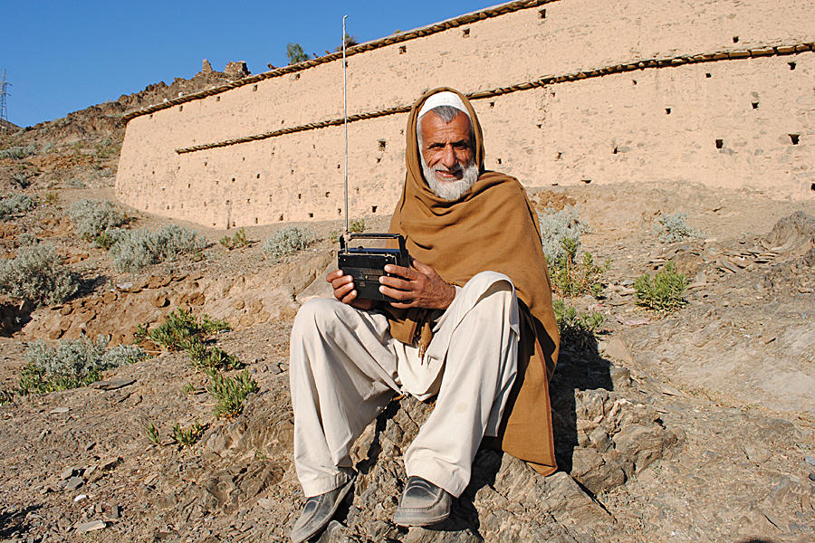 Pakistan's remote Federally Administered Tribal Areas