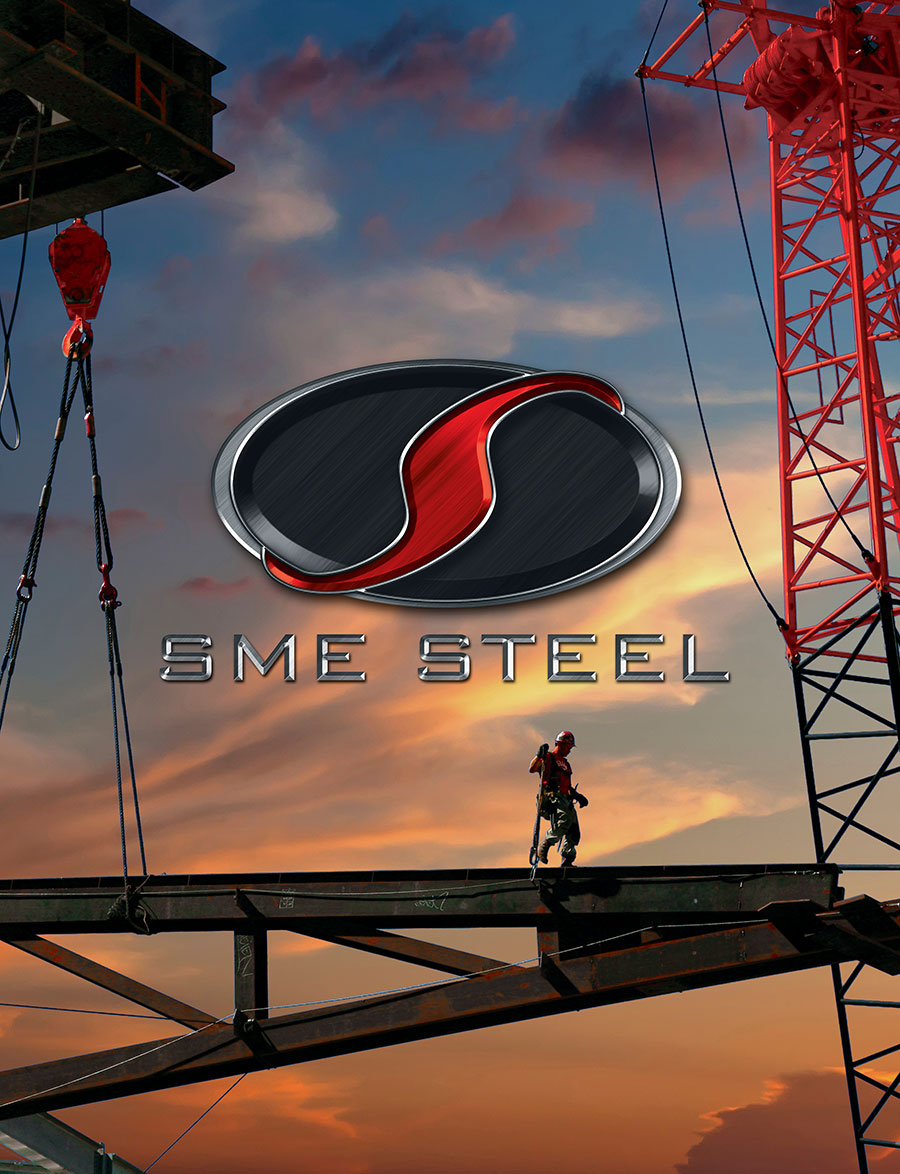 SME Steel Brochure Cover