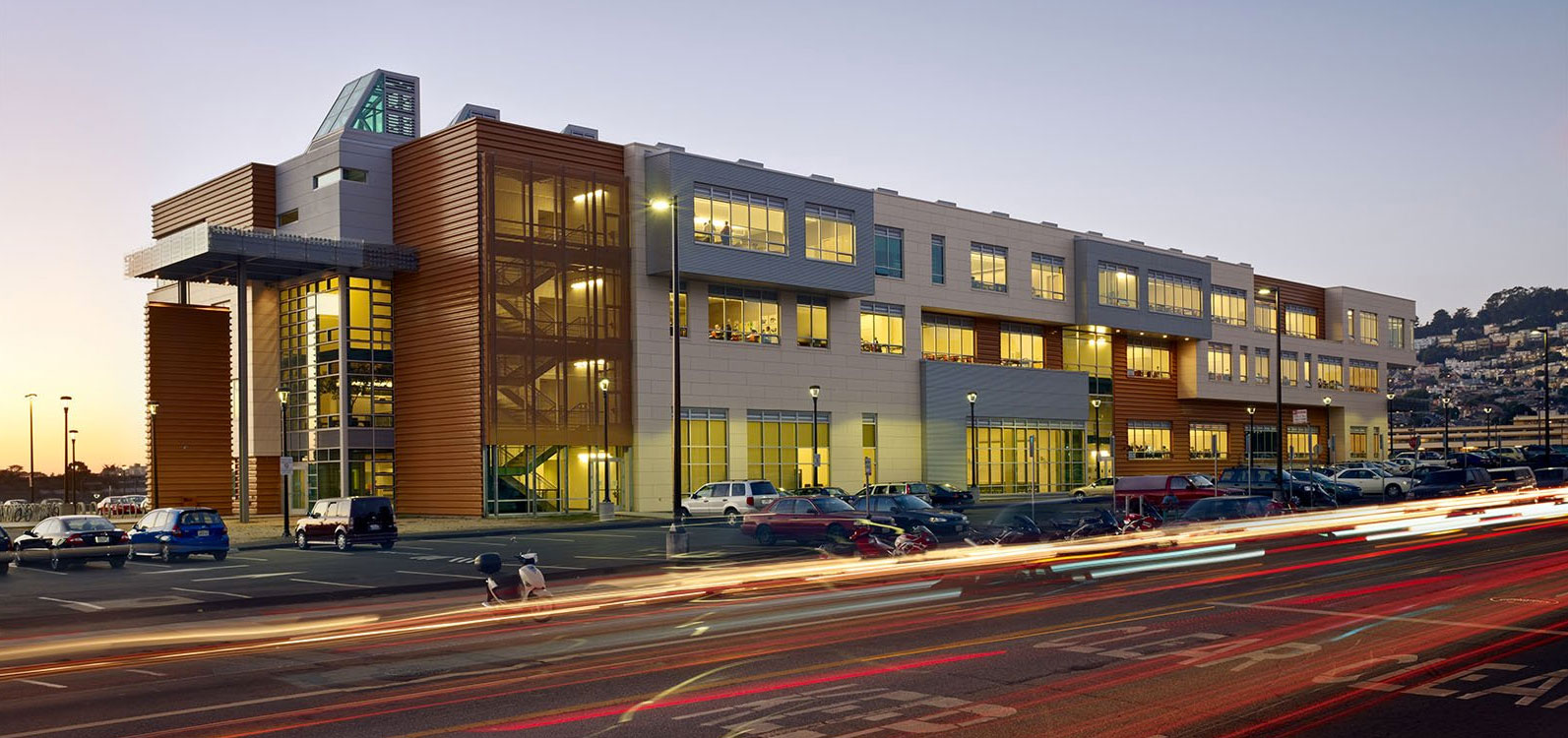 CCSF Joint-Use Facility