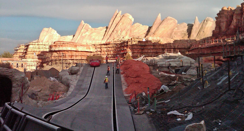 Disney Cars Land
