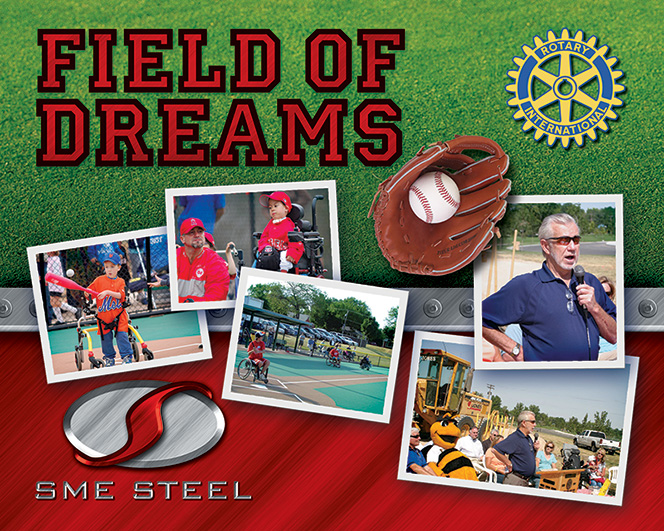 SME Steel Field of Dreams