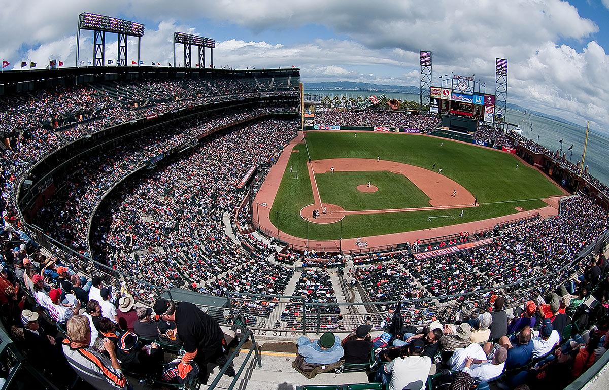 San Francisco Giants AT&T Park