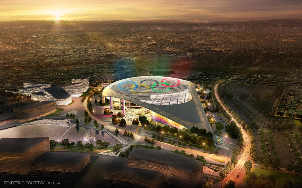 L.A. Olympics bid