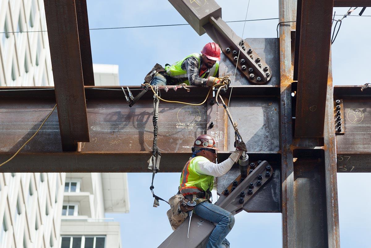 SFMOMA expansion construction