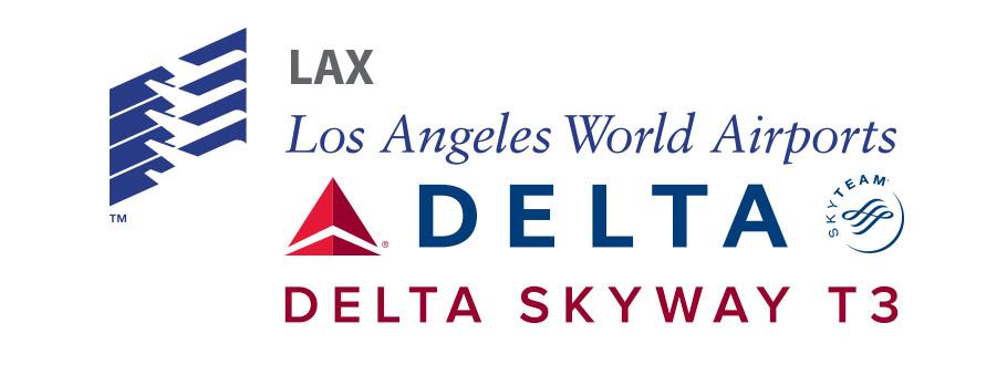 LAX Delta Sky Way T3