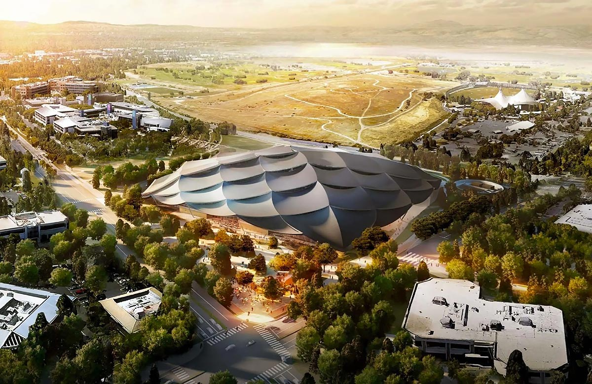 New Google Campus