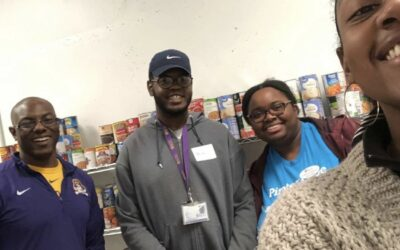 ECU Recovery's Purple Food Pantry