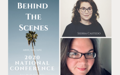 Behind The Scenes of The ARHE 2020 Conference